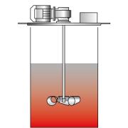 Agitador para barriles abiertos: VJ380