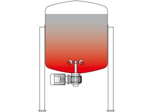 Agitador para tanque: VISCO JET VJ600