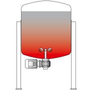 Agitador subnivel con tecnología magnetica: VISCO JET VJ610